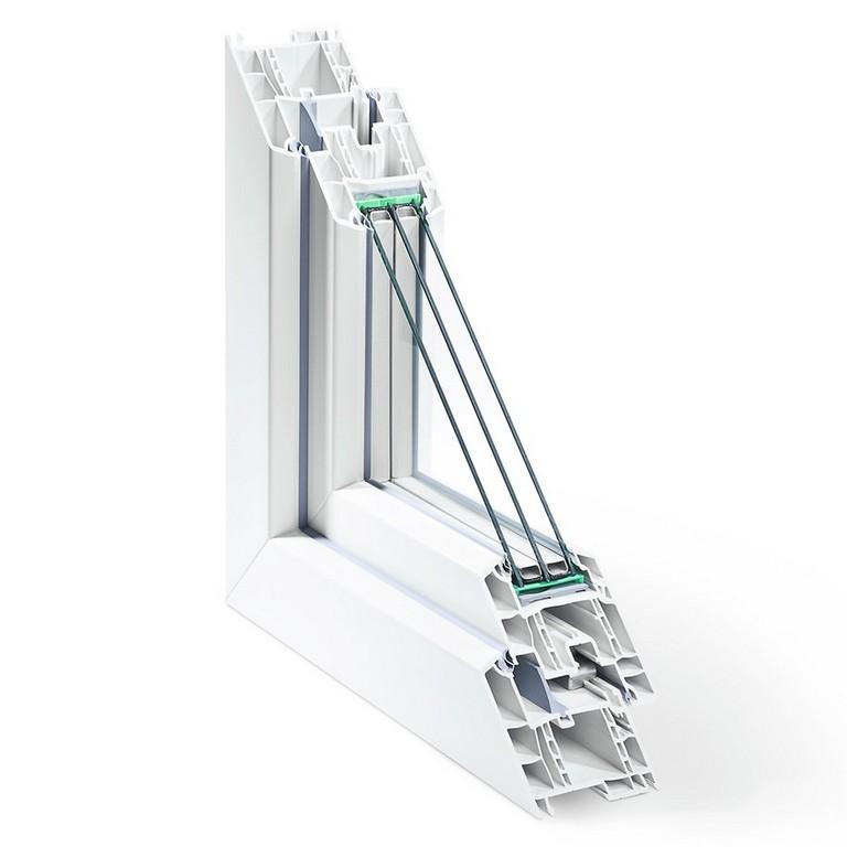 Geneo Fenster Die Neue Fensterprofil Generation with sizing 915 X 915