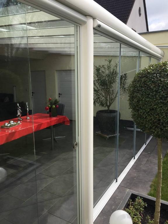 Glas Terrassendach Alu Terrassenuberdachung Terrassenberdachung Alu intended for size 1062 X 1415