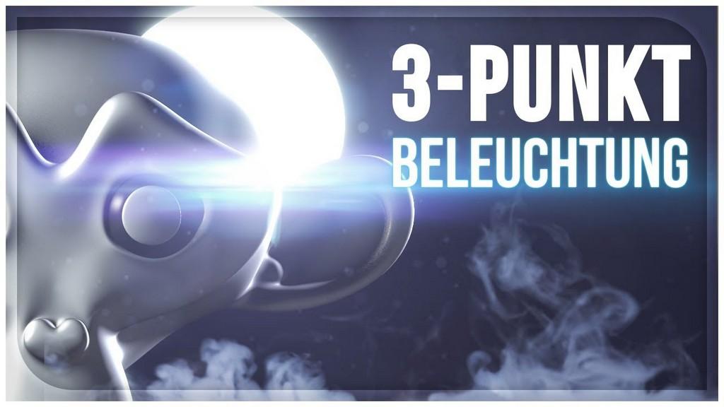 Gute Beleuchtung In Blender Blender 3d Tutorial Deutsch B3d throughout sizing 1280 X 720
