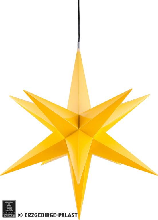 Halauer Weihnachtsstern Fr Innen Und Auen Gelb Inkl Beleuchtung regarding size 1438 X 2000