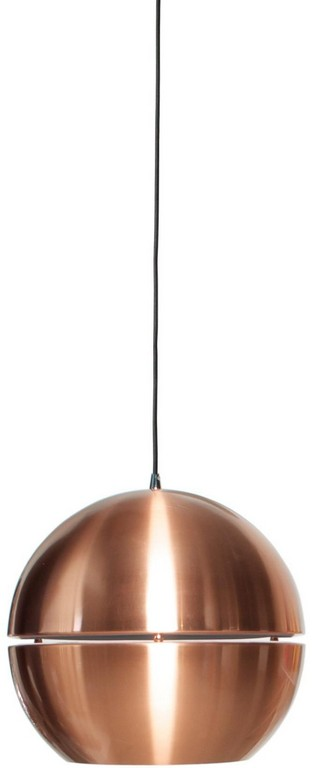Hanglamp Retro 70 Koper Zuiver Lampen Van Lilnl Copper intended for measurements 666 X 1638