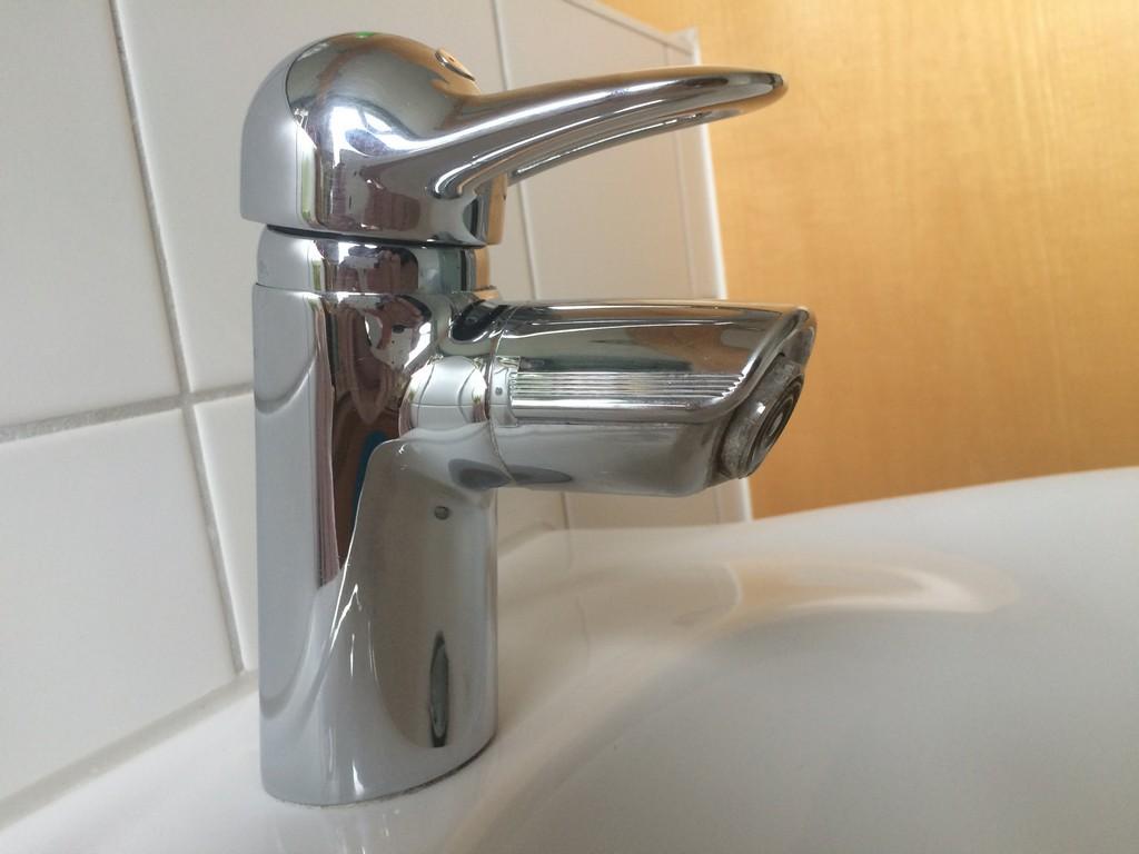 Hansgrohe Axor Allegroh Wasserhahn Tropft Einfache Reparatur regarding size 3000 X 2250