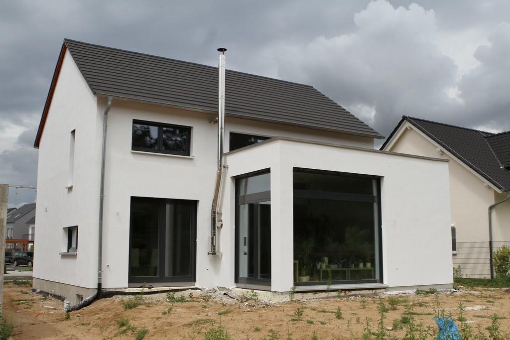 Hausfassade Wei Anthrazit Free Weie Fenster Weie Fassade Haus for measurements 1600 X 1067