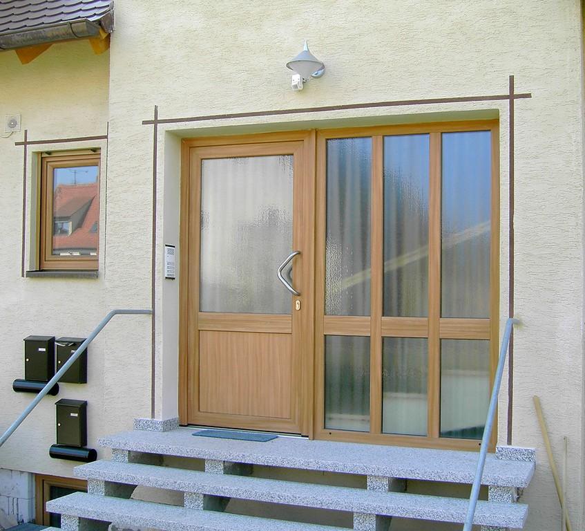 Haustren Wietec Fenster Gmbh inside sizing 1042 X 945