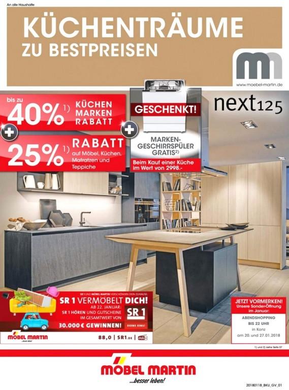 Möbel Martin Ensdorf Küchen Angebote - Haus Ideen