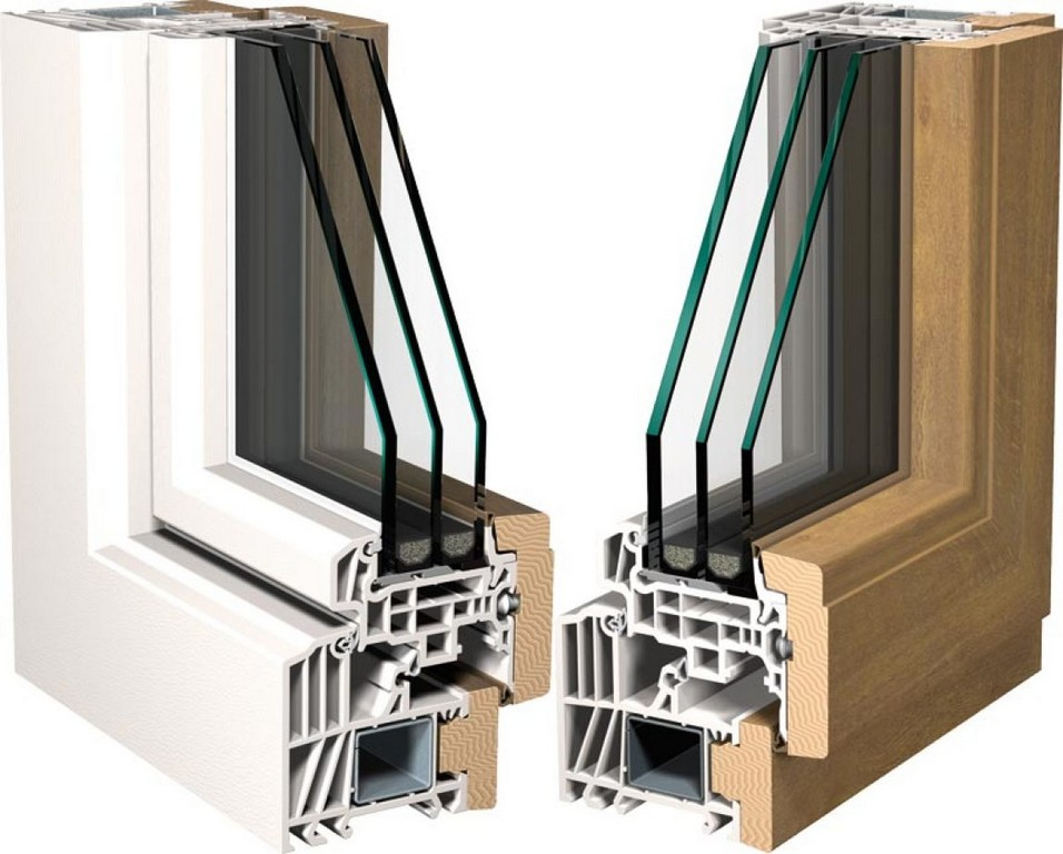Holz Kunststoff Fenster Finstrals Neues Produktsegment regarding size 1148 X 922