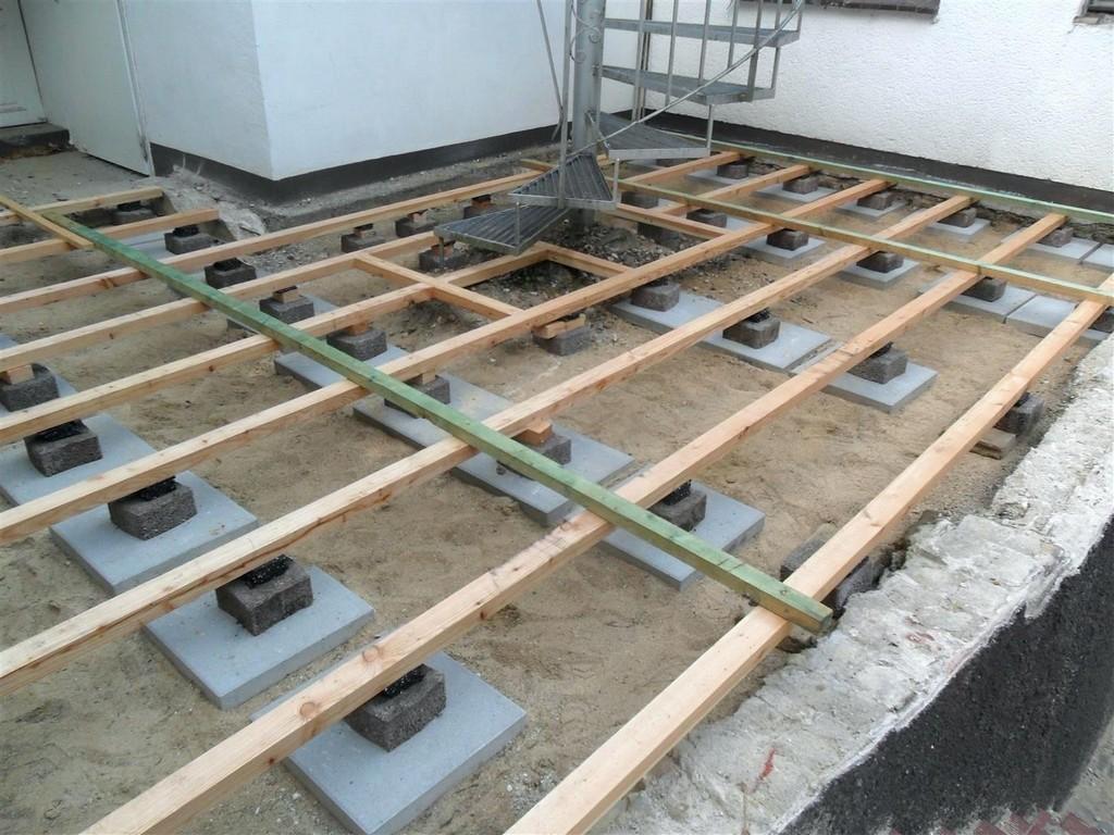 Holzterrasse Bauen Wpc Terrasse Genial Mit Terrassen Len Maik Im regarding sizing 1440 X 1080