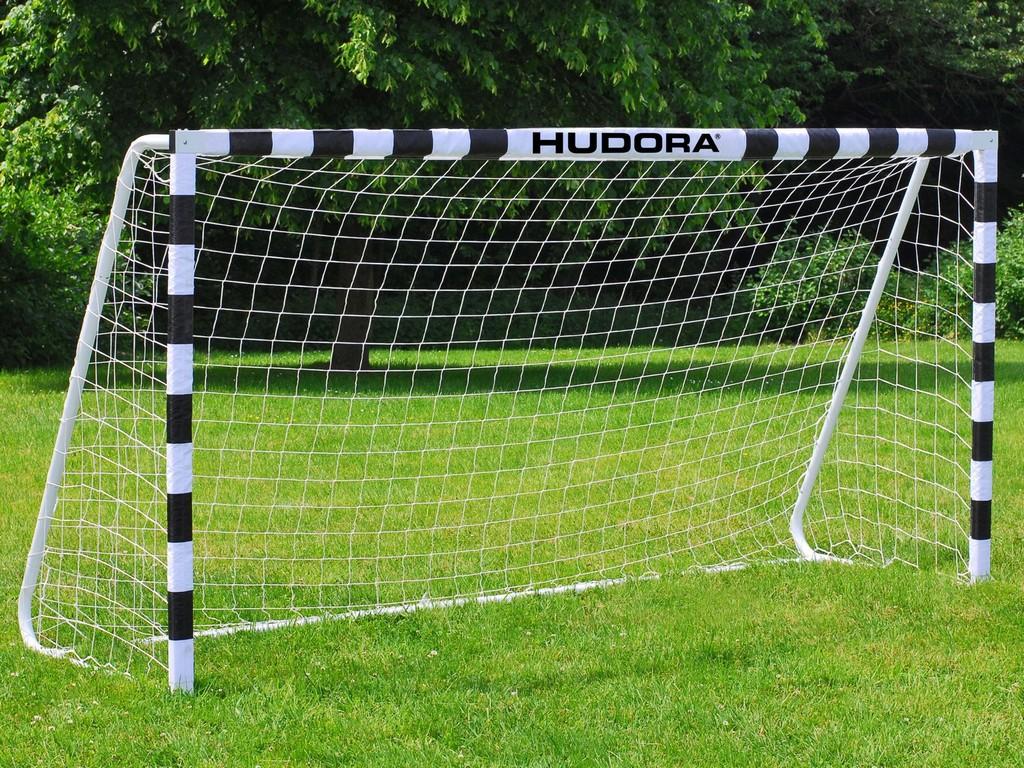 Hudora Fuballtor Stadion Lidl Deutschland Lidlde throughout proportions 1500 X 1125