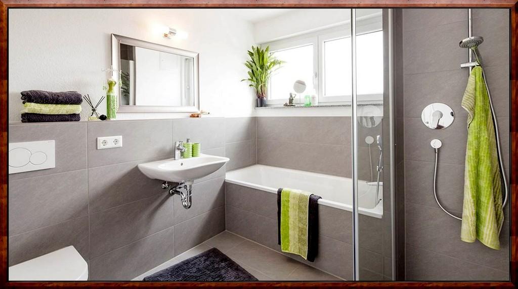 badezimmer verputzen statt fliesen - haus ideen
