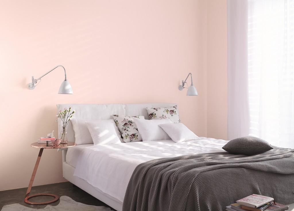 Ideen Fr Die Gestaltung Vom Schlafzimmer Alpina Farbe Einrichten with regard to size 3334 X 2398
