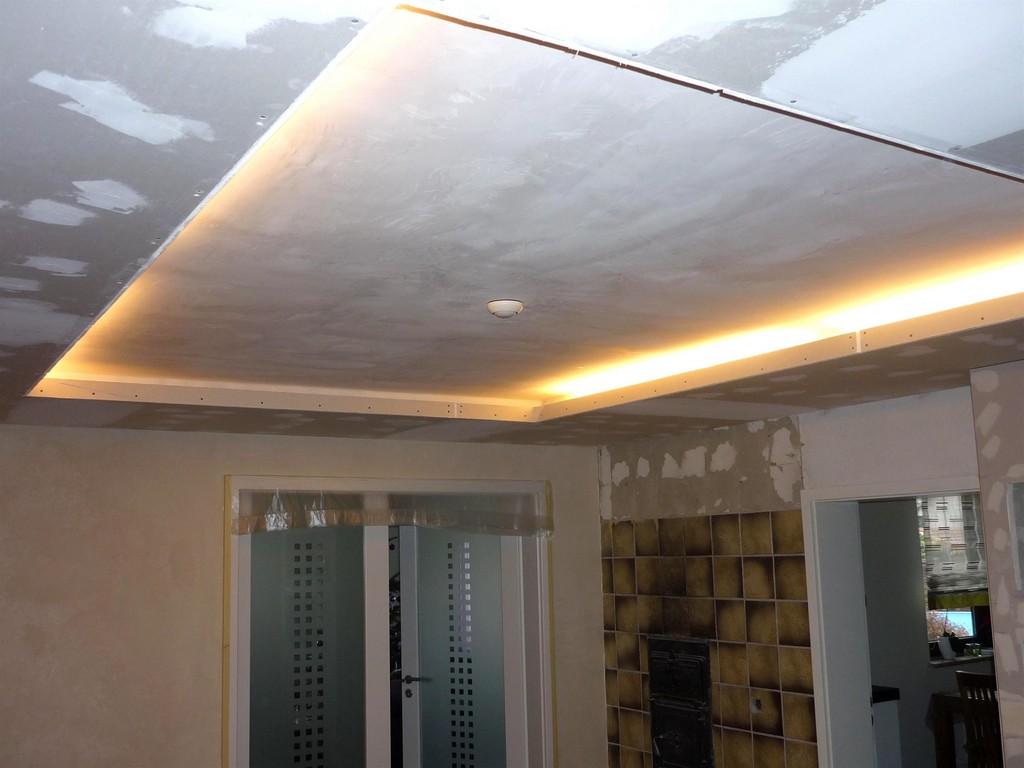 Ideen Indirekte Beleuchtung Wohnzimmer Decke Und Inspirierend pertaining to dimensions 3264 X 2448