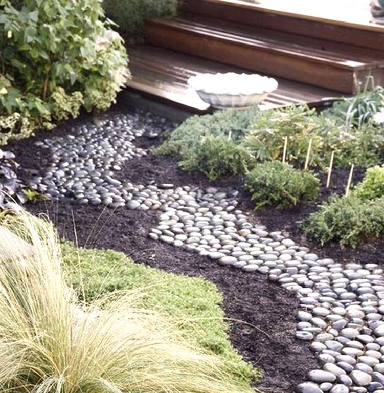 Ideen Mit Steinen Im Garten Frisch Zierkies Garten Anlegen Best within proportions 4995 X 5108