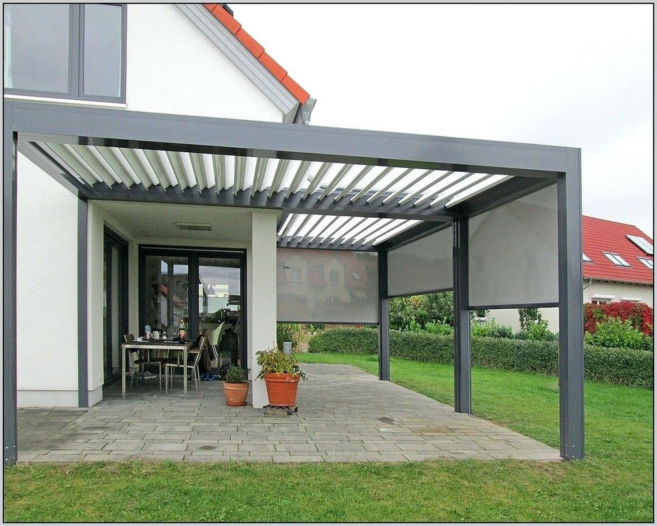 Innenarchitektur Sonnenschutz Terrasse for dimensions 1214 X 971