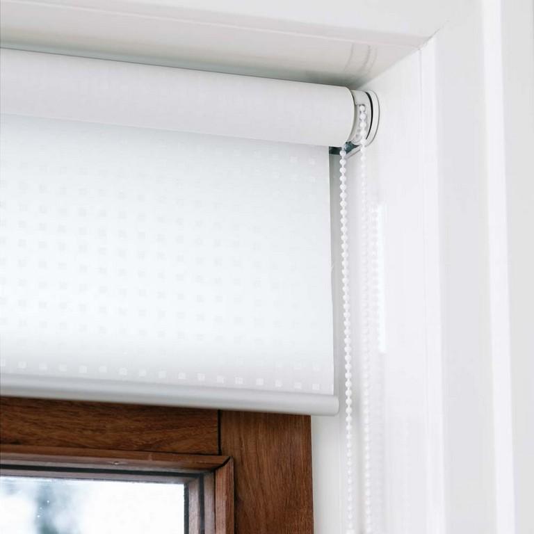 Innenrollos Am Fenster Vom Hersteller Rollosde inside measurements 1000 X 1000
