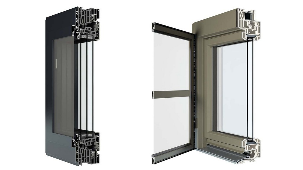 Insektengitter Rahmen Finstral Ag with regard to size 1540 X 866