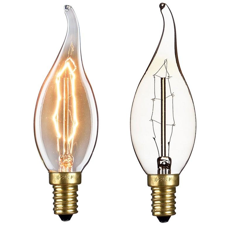 Intec 1x E27 E14 Vintage Glhlampe Glhbirne Lampe Retro Edison for proportions 2000 X 2000