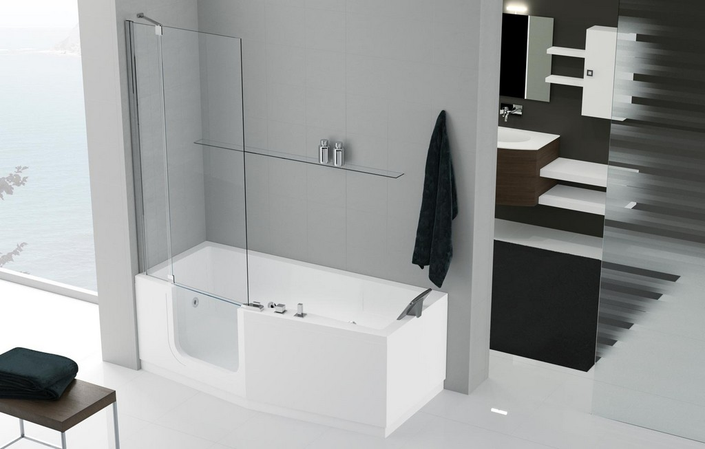 Iris Plus Novellini Barrierefreie Badewanne Elements intended for measurements 1600 X 1020