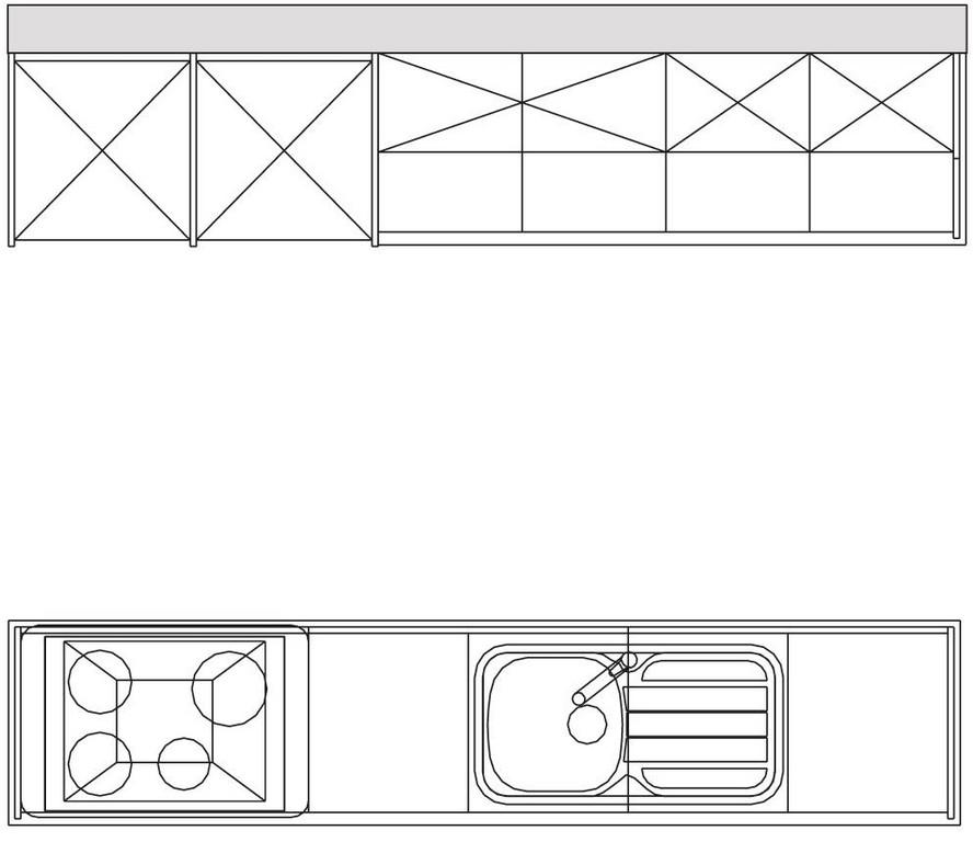 Kchengrundrisse Buildsterch intended for size 993 X 859