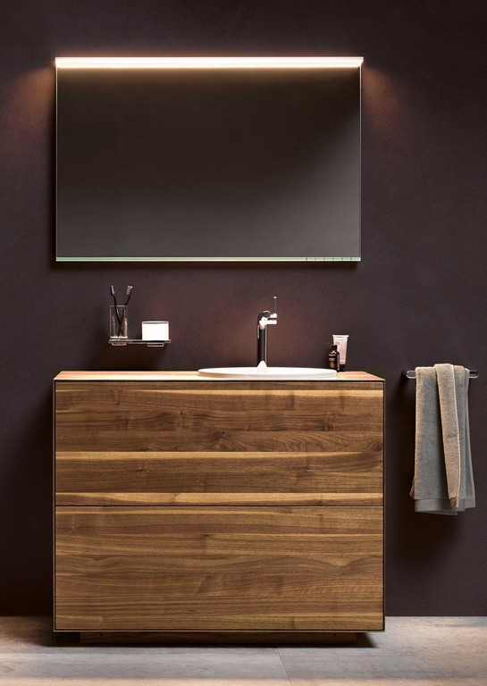 Keuco Team 7 Edition Lignatur The New Bathroom Furnishing Concept pertaining to measurements 1191 X 1679