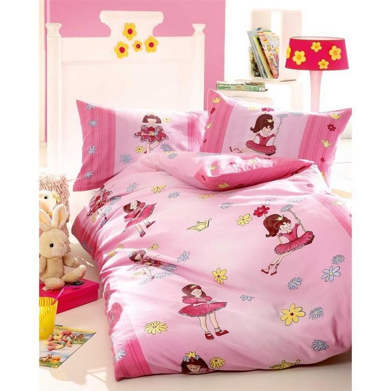 Kinder Bettwsche Garnitur Biber Baumwolle 135x200 Reiverschluss in dimensions 1000 X 1000