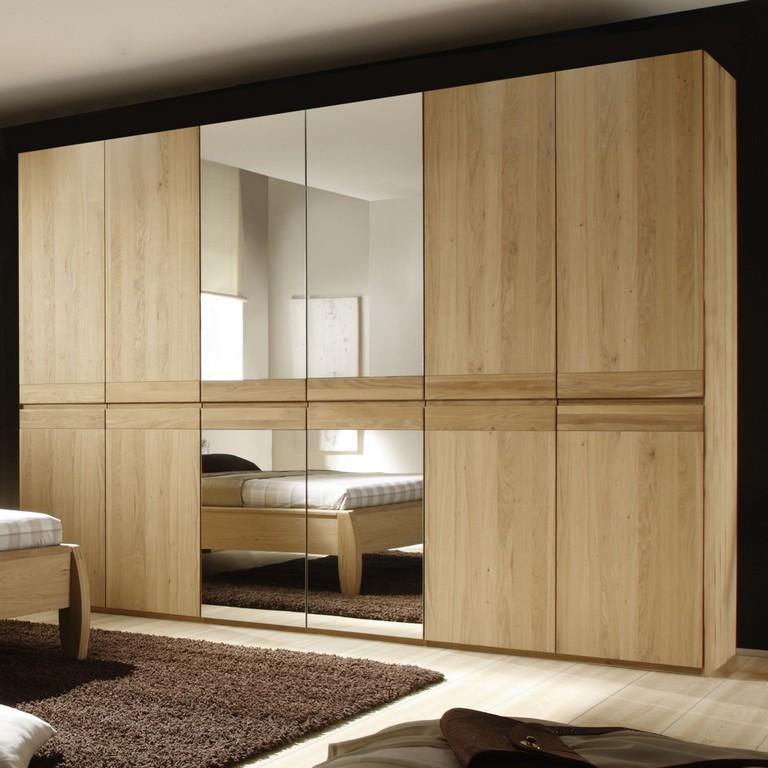 Kleiderschrank Yuma 6 Trig Schrank Schlafzimmer In Eiche Bianco within sizing 1200 X 1200