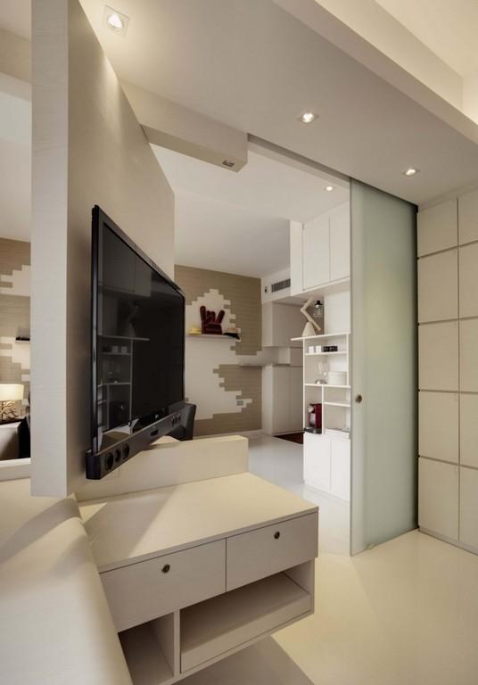 Kleine Wohnung Einrichten 22 Ideen Die Platz Sparen within proportions 750 X 1075