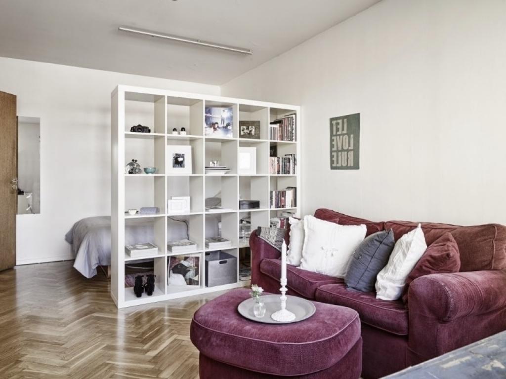 Kleinen Wohn Und Schlafraum Einrichten Moderne Huisontwerpideen with regard to dimensions 1024 X 768