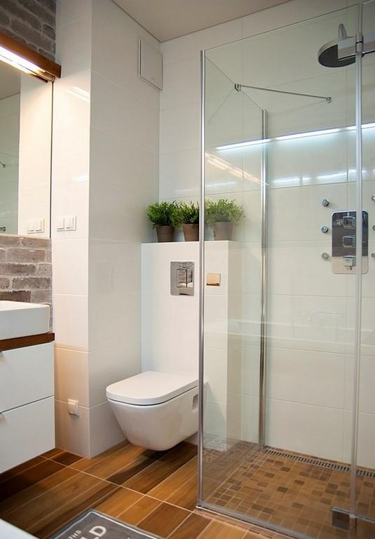 Kleines Bad Einrichten 51 Ideen Fr Gestaltung Mit Dusche within size 750 X 1077
