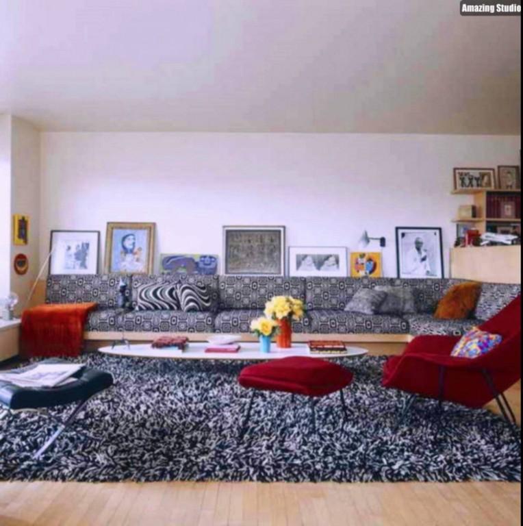 Kleines Wohnzimmer Ideen Mit Rotem Sofa Huisontwerp Ideen Verfraaien within measurements 930 X 935