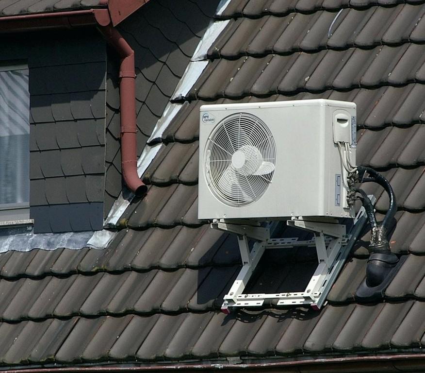 Klimaanlage au eneinheit dachboden haus ideen for Klimaanlage ohne aussengerat