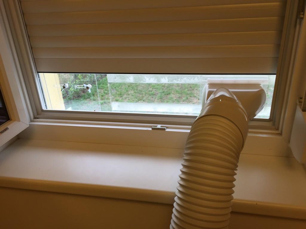 Klimmaanlage Schlauch Komfortabel Mit Fenster Nutzen Fensterabdichtung Aus Solidem Plexiglas inside proportions 3264 X 2448
