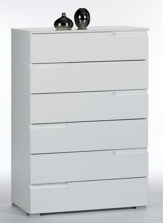 Kommode Weiss Hochglanz Schrank Anrichte Schlafzimmer Wohnzimmer for sizing 2200 X 3000