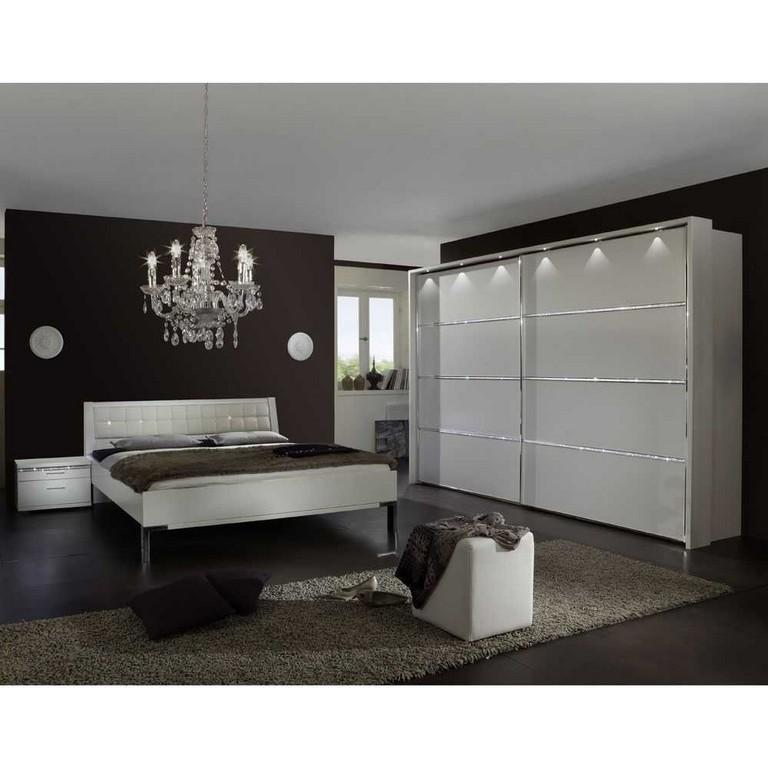 Komplett Schlafzimmer In Wei Strass 4 Teilig Jetzt Bestellen regarding dimensions 1000 X 1000