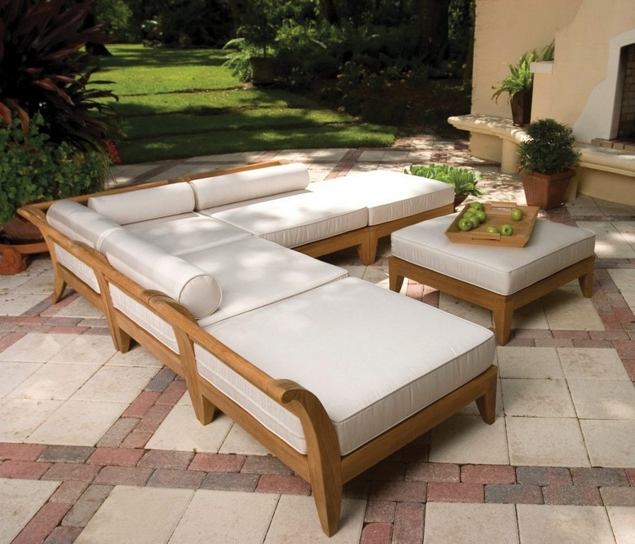 Kreativ Gartenlounge Holz Loungembel Outdoor Losgelst Auf Garten intended for sizing 1024 X 878