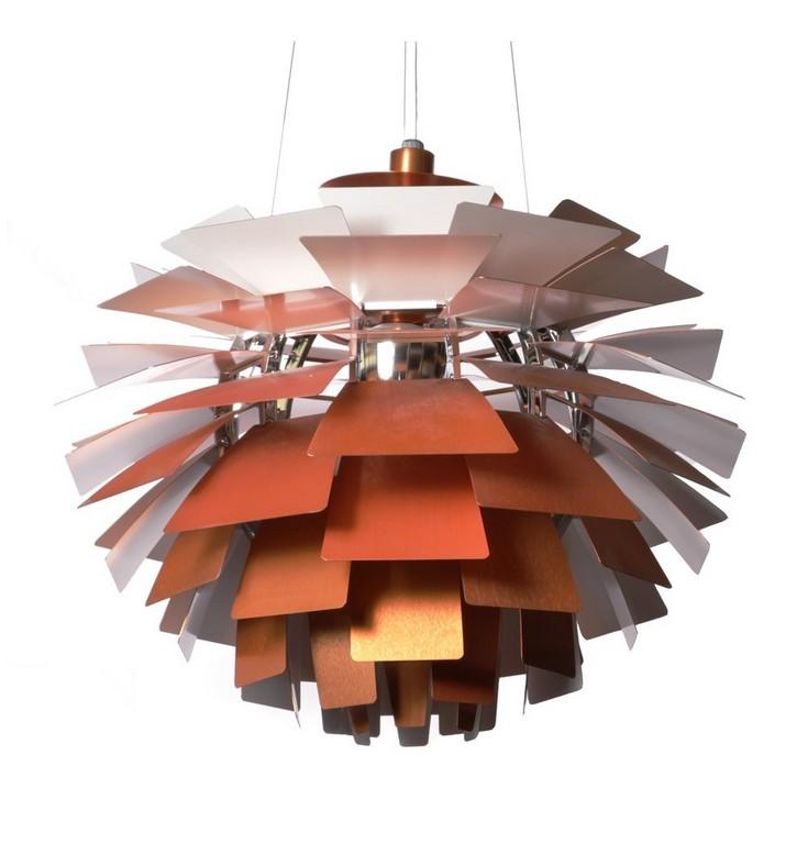 Lampe Artischocke 333300 Artischocke Lampe Inspiriert Von Poul throughout measurements 1000 X 1045