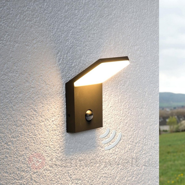 Lampen Draussen Led Auaenwandleuchte Aus Edelstahl Dek Bild 1 pertaining to proportions 1200 X 1200