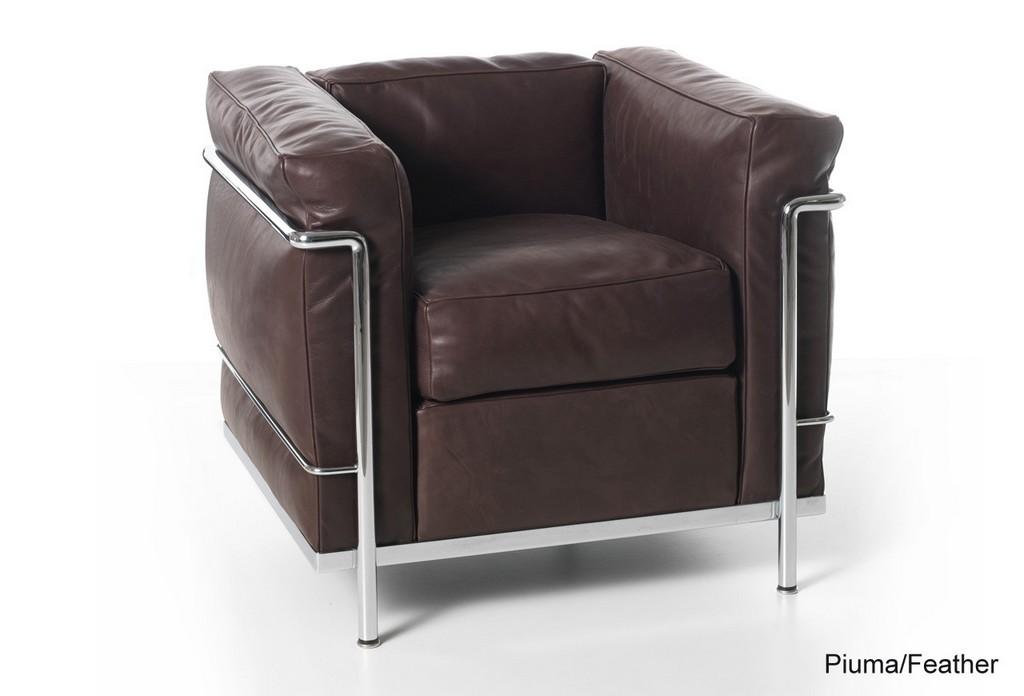 Lc2 Sessel Gestell Chrom Cassina Einrichten Designde inside size 1280 X 870