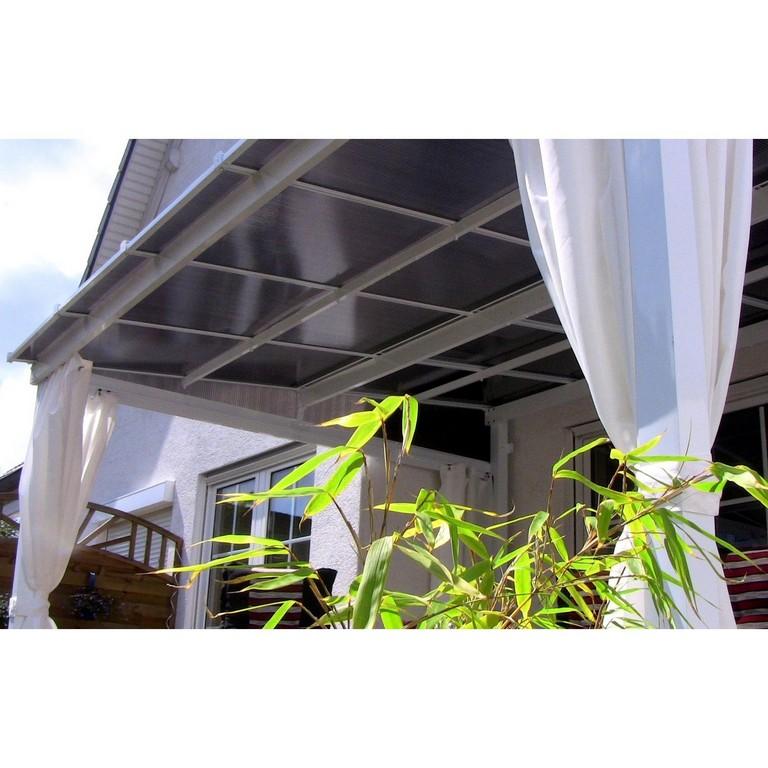 Leco Terrassenberdachung Mit Stegplatten 360 X 300 Cm Kaufen Bei Obi in proportions 1500 X 1500