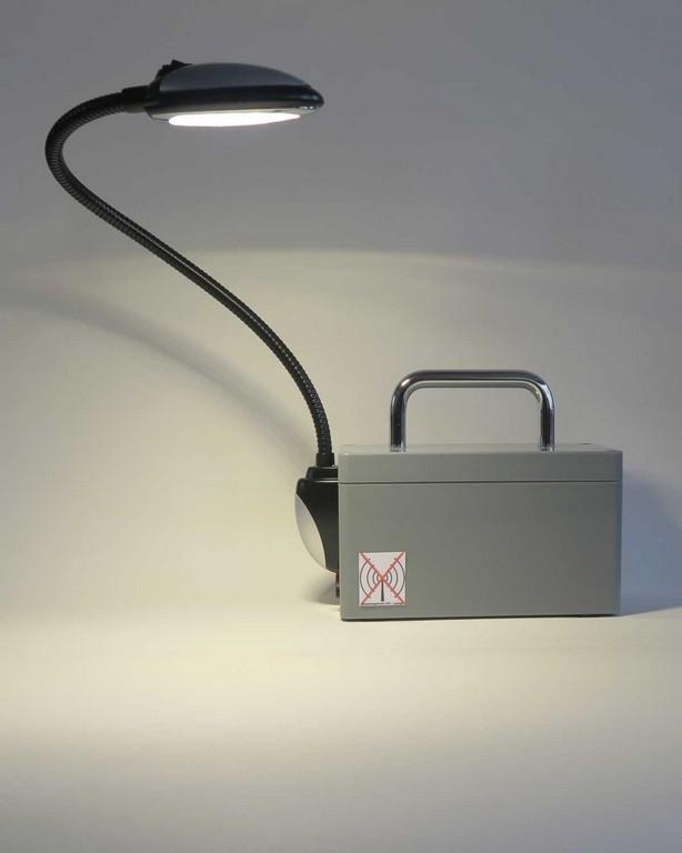 Led Akku Lampen Aus Eigener Produktion Leben Ohne Elektrosmog throughout sizing 1200 X 1500