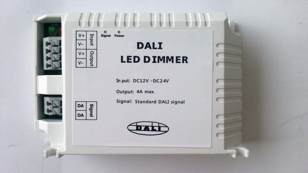 Led Beleuchtung Cv 1 Kanal Dali Dimmer within size 2560 X 1440