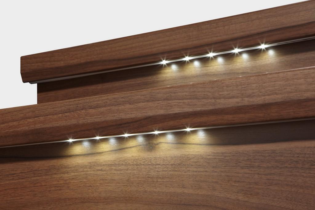 Led Beleuchtung In Ihre Treppe Oder Edelstahlgelnder Balustrade in size 1772 X 1181
