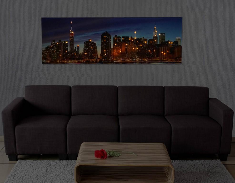 Led Bild Mit Beleuchtung Leinwandbild Leuchtbild Motivbild Wandbild within size 1800 X 1400