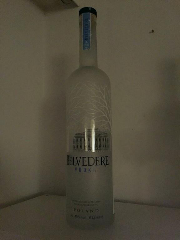 Led Flaschen Beleuchtung Wunderbar 6 L Leere Belvedere Flasche in sizing 1151 X 1536