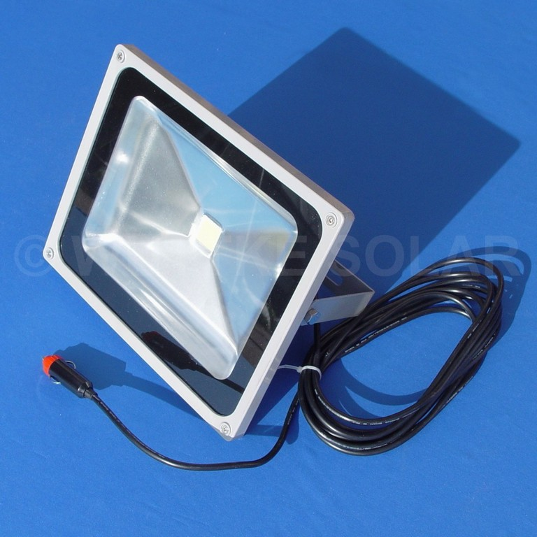 Led Kfz Strahler 50w 12v Ip65 Wuttke Solar pertaining to proportions 1200 X 1200