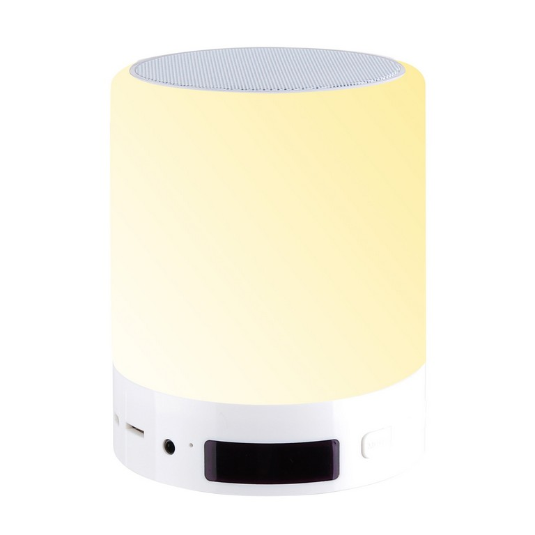Led Lampe Bluetooth Speaker Lautsprecher Mit Lichtwechsel intended for sizing 1760 X 1760