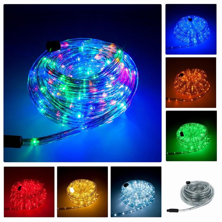 Led Lichterschlauch Leuchtschlauch Lichterkette Auenbeleuchtung inside size 1400 X 1400