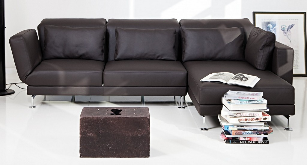 Leder Bettsofa Simple Tempo With Leder Bettsofa Awesome With Leder within size 1600 X 860