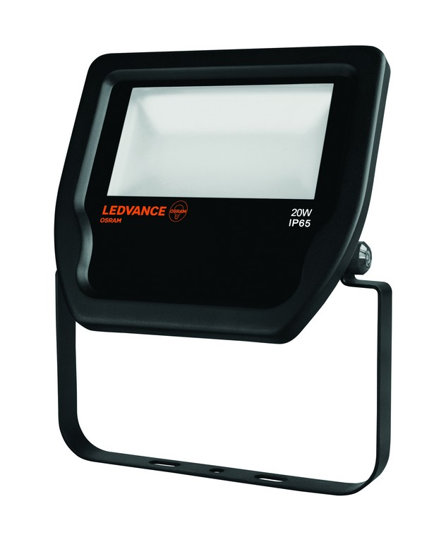 Ledvance Led Floodlight Strahler 20w 4000k Schwarz inside dimensions 2263 X 2748