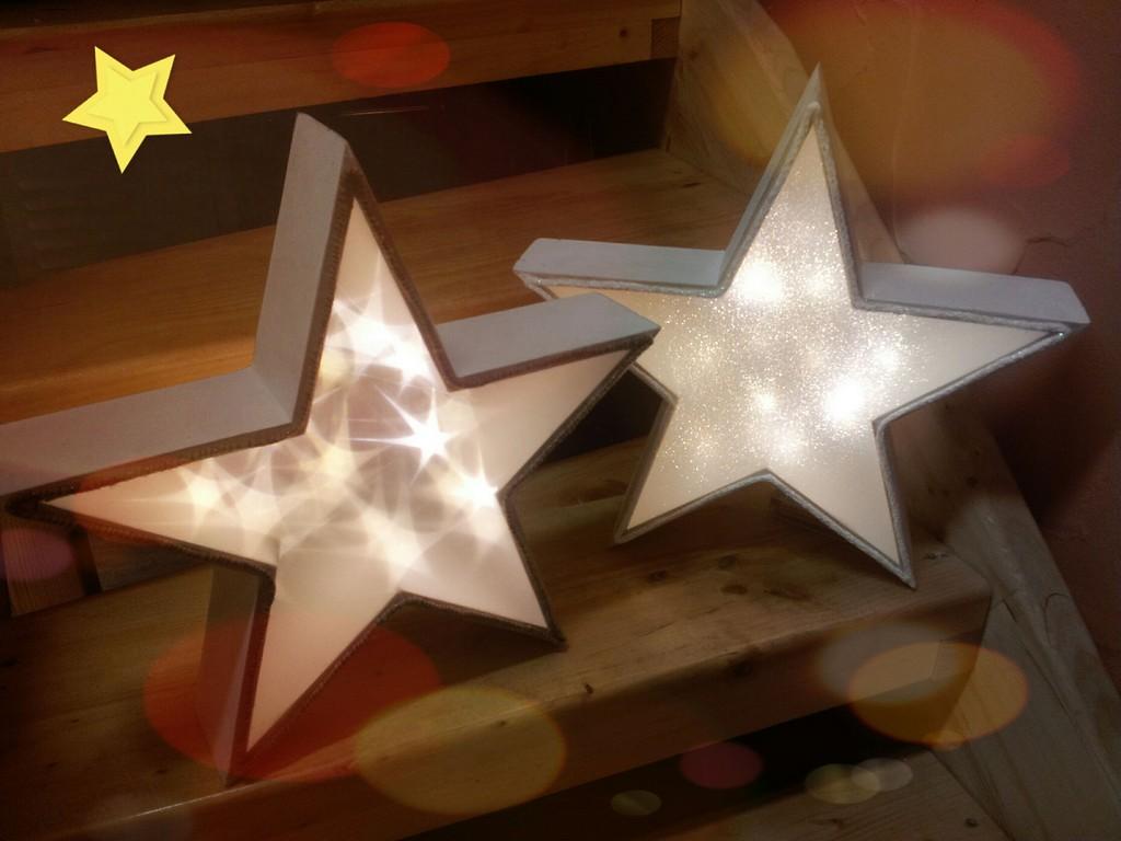 Leuchtender Weihnachtsstern Basteln Beleuchtung In 3d My Cms with regard to sizing 3264 X 2448