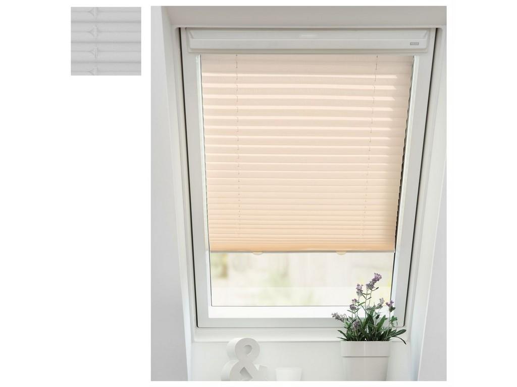 Lichtblick Dachfenster Plissee Haftfix Ohne Bohren Lidl for size 1500 X 1125